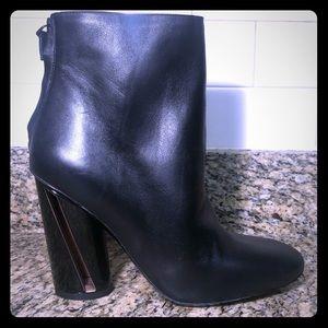 Proenza Schouler Sculpted Heel Booties